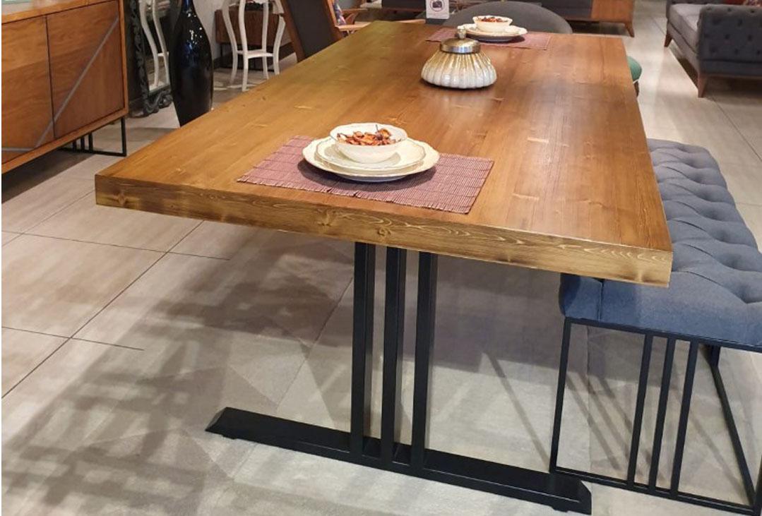 balmo mobilya gordion yemek odası