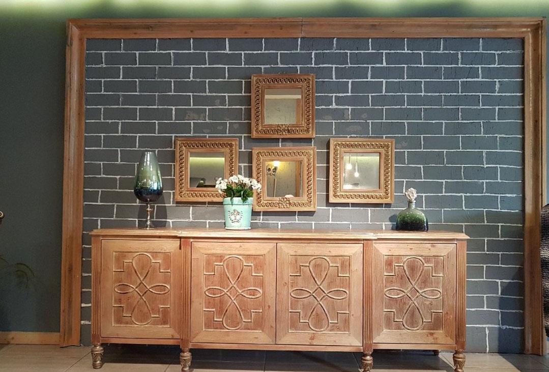 balmo mobilya tire yemek odası