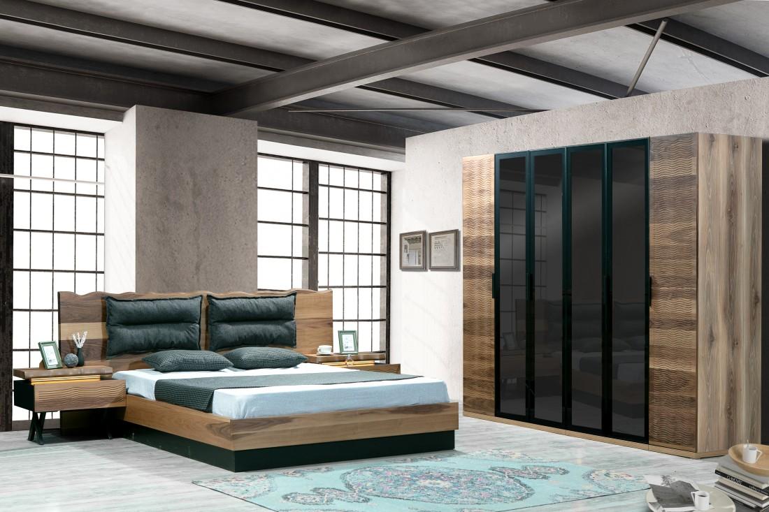 River yatak odası